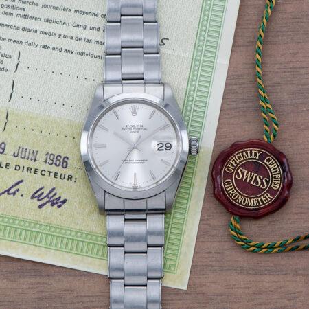 1966 Rolex Oyster Perpetual Date