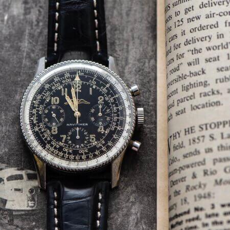 Vintage Breitling Navitimer AOPA Ref 806