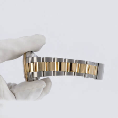 1996 Rolex Datejust 36 (16203) bracelet yellow gold