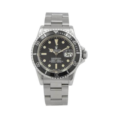 Vintage 1975 Rolex Submariner 1680