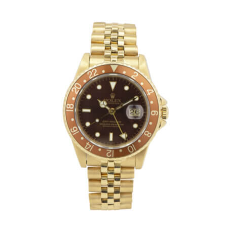 Pre-Owned 1984 Rolex GMT-Master 16758