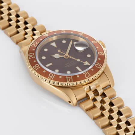 Vintage 1984 Rolex GMT-Master