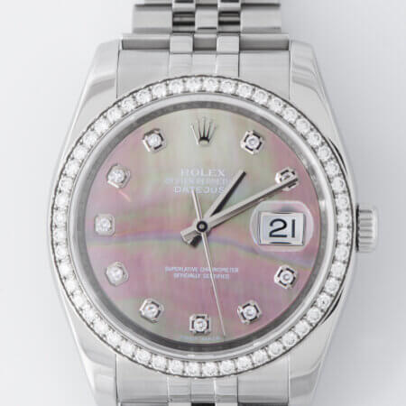 Pre-Owned Rolex Datejust 36 (116244)