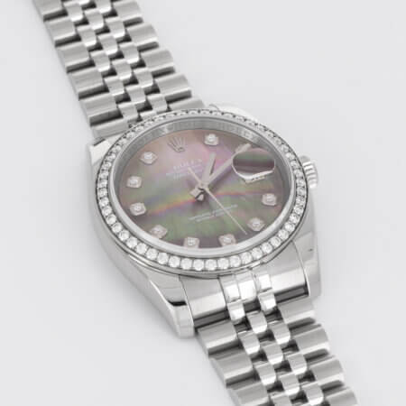 2011 Rolex Datejust 36 (116244)