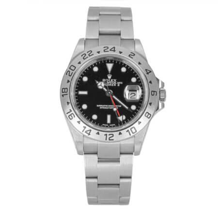 2001 Rolex Explorer II Ref. 16570