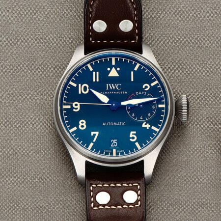 IWC Big Pilot's Watch Heritage (IW501004)