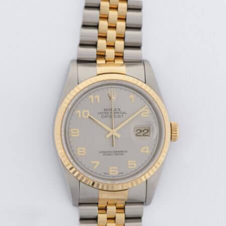 2005 Rolex Datejust 36 (16233)