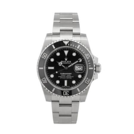 Used Rolex Submariner Date 116610LN