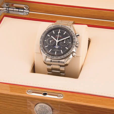 Speedmaster CoAxial Master Chronograph