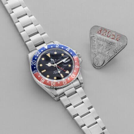 Rolex GMT 16750