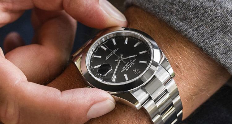 Rolex Servicing Procedure