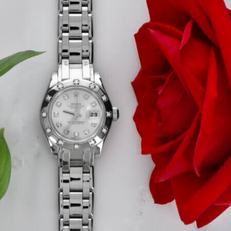 Pre-Owned Rolex Pearlmaster