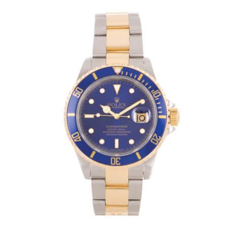 2000 Rolex Submariner Date (16613)