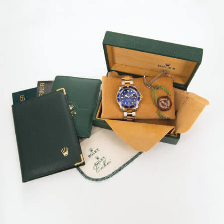 Rolex Submariner Date Box