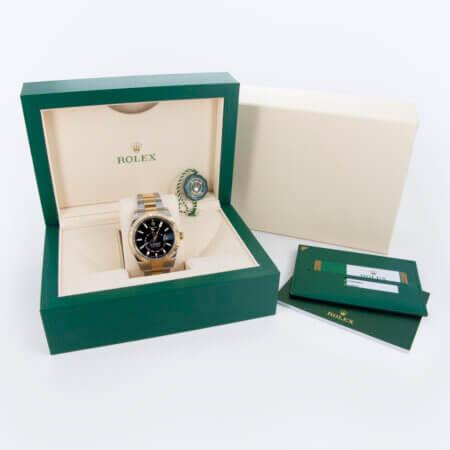 Rolex Sky-Dweller Box