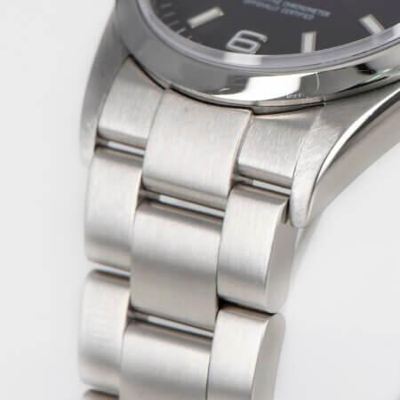 2001 Rolex Explorer (114270) Bracelet