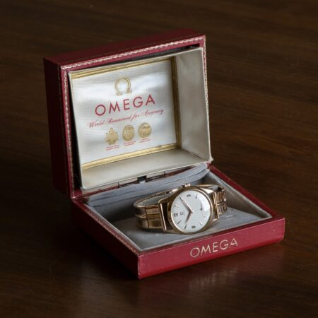 Vintage Omega Tresor