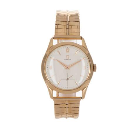 1944 Omega Tresor Dress Watch (2619)