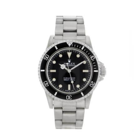 1986 Rolex Submariner (5513)
