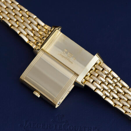 Jaeger-LeCoultre Reverso Grande Taille 18k yellow gold
