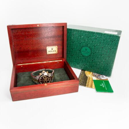 1996 Rolex Cosmograph Daytona Box