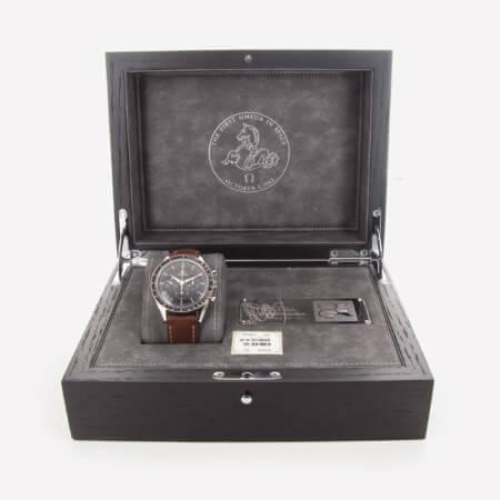 2019 Omega Speedmaster Box