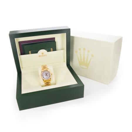 2013 Rolex Day-Date 36 Box