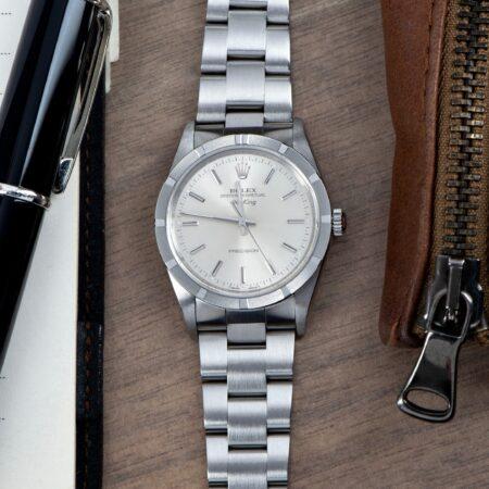 1998 Rolex Air-King (14010)