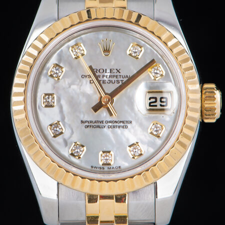 Pre-Owned Rolex Lady-Datejust
