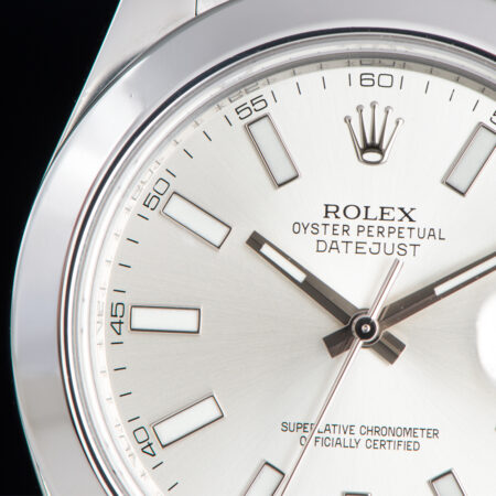 Rolex Datejust ll Silver Dial