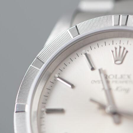 Rolex Air-King (14010) Silver Dial