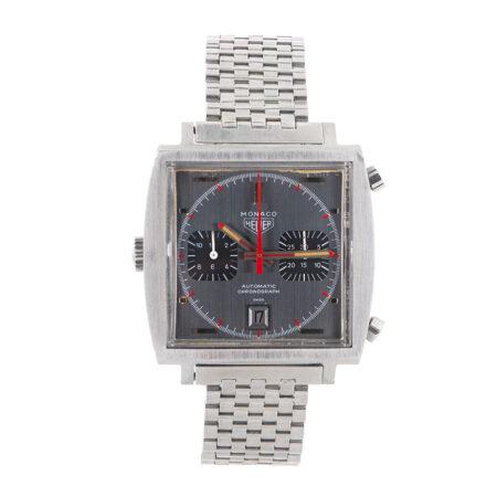 1972 Heuer Monaco (1133G)