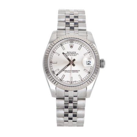 2012 Rolex Datejust 31 (178274)
