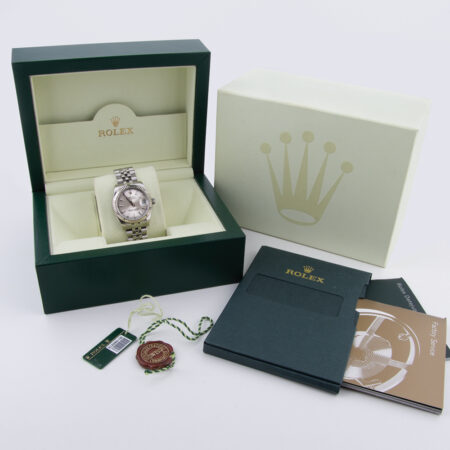 Pre-Owned Rolex Datejust 31 (178274) Box