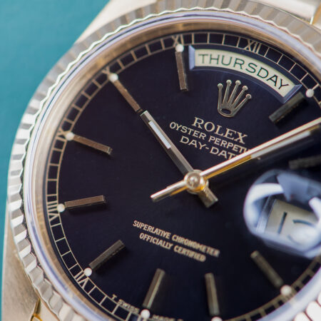 Vintage Rolex Day-Date 36 (18238) Dial