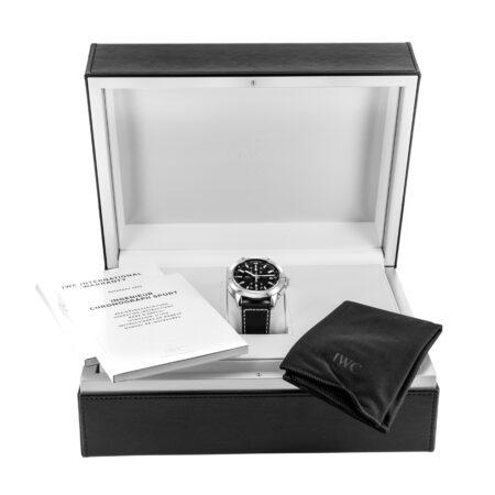 IWC Ingenieur Chronograph Sport Box