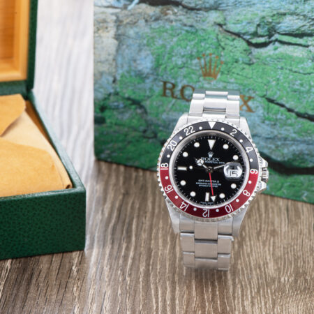 Pre-Owned Rolex GMT-Master II