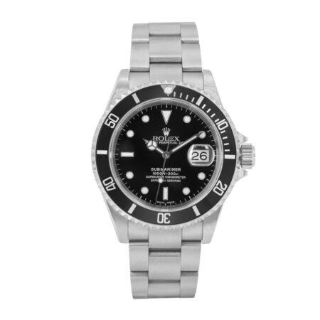 2000 Rolex Submariner Date (16610)