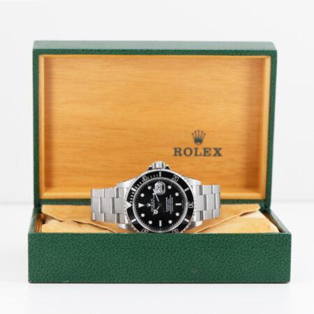Rolex Submariner Date (16610) Box