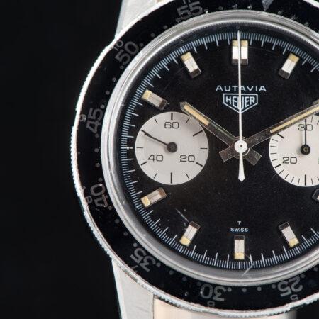 1968 Heuer Autavia (7763C)