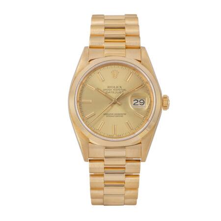 1980 Rolex Datejust 36 (16008)