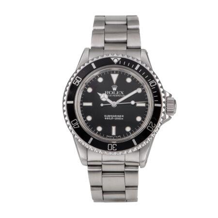 1988 Rolex Submariner (5513)