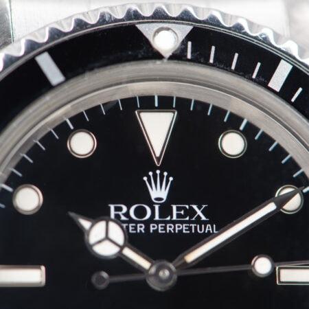Vintage Rolex Submariner (5513)