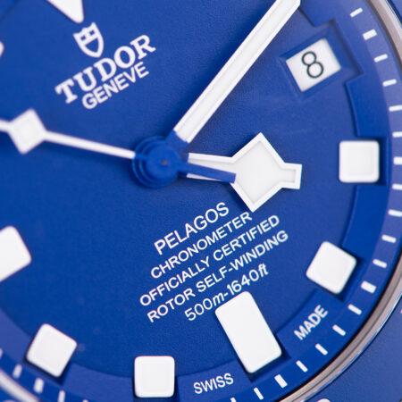 Tudor Pelagos Blue (25600TB)
