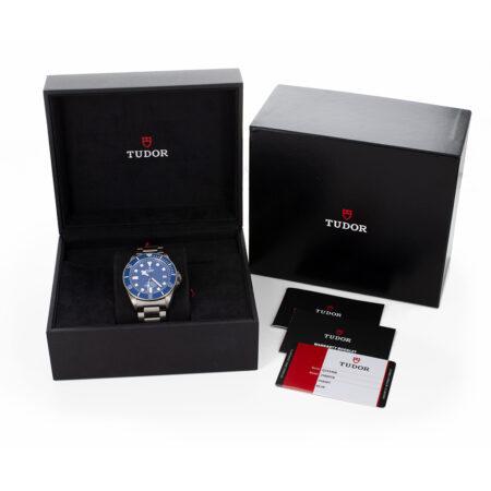 Tudor Pelagos Blue (25600TB) Box