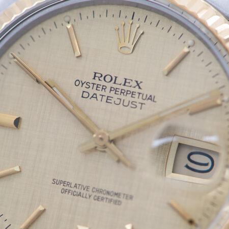 Vintage Rolex Datejust 36 (16013)