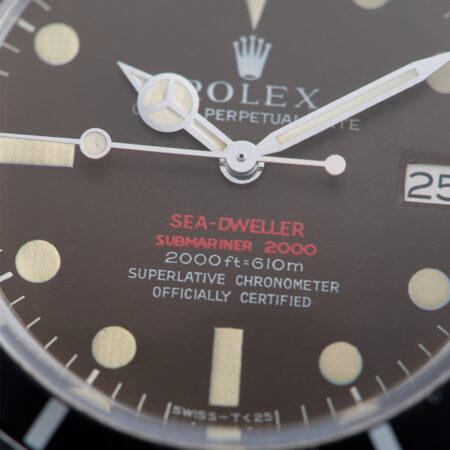 Vintage Rolex Sea-Dweller