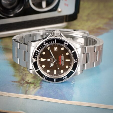 Double Red Rolex Seadweller