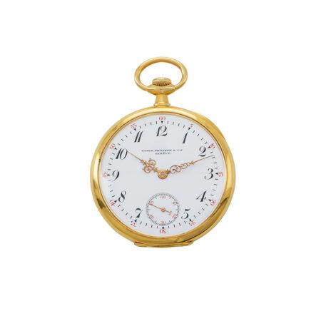1909 Patek Philippe Pocket Watch