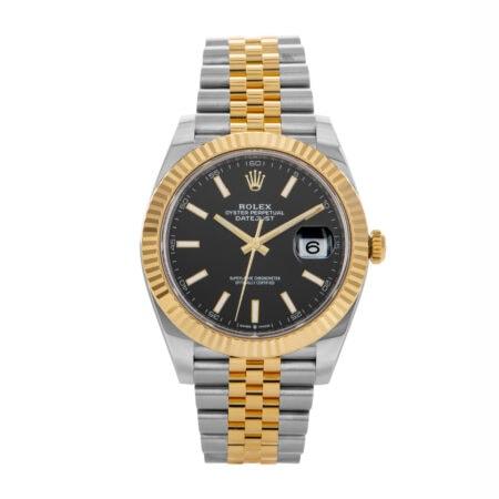 2021 Rolex Datejust 41 (126333)